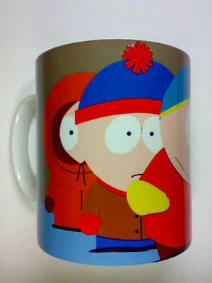 The South Park Kids Coffee Mug Can be Persolised