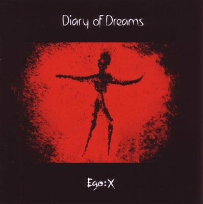 DIARY OF DREAMS Ego:X 2LP VINYL LIMITED EDITION 2011
