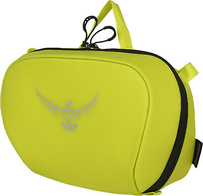 Osprey Washbag Cassette Toiletries Bag  - Lime