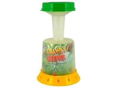 NEW BUG RESCUE CATCHER - Insect Nature Clear Jar Holder Catcher Viewer