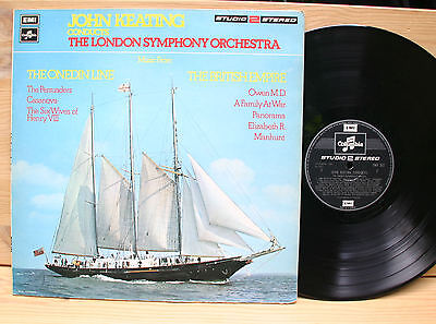 John Keating Conducts The Onedin Line & The British Empire 1972 EXCELLENT