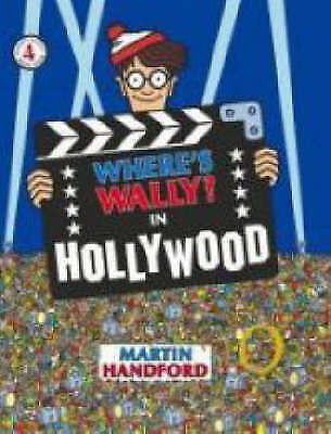 Where's Wally? In Hollywood, Martin Handford, Paperback, New