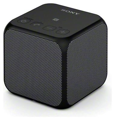 Sony SRSX11 Bluetooth Speaker - Black. From the Official Argos Shop on ebay