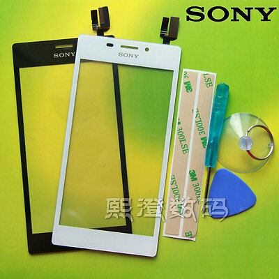 Sony Xperia M2 D2303 D2305 D2306 Front Screen Touch Digitizer Glass Lens