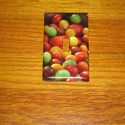 Gourmet Medley Tomatoes Light Switch Cover Plate