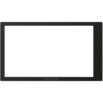 Sony PCK-LM17 Semi-Hard Sheet LCD Screen Protector for Alpha A6000 A6300 Cameras