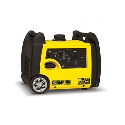 Portable Generator For Camping Inverter Gas Power RV Equipment Rollin Tailgating