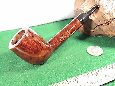 1970's UNSMOKED FANCY EXTRA NICE GRAIN THE BIG LOVAT SNAP FIT INCASSABLE BREVETE