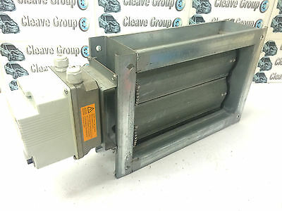CMR AHU HVAC variable air duct damper with motor AST 21