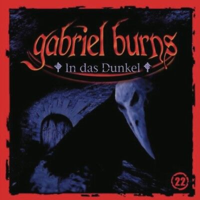 Gabriel Burns - 22/In das Dunkel CD Decision Products NEW