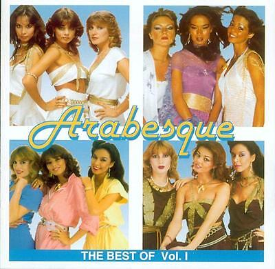 Arabesque-Best Of Vol.1-Cd (2) Monopol New