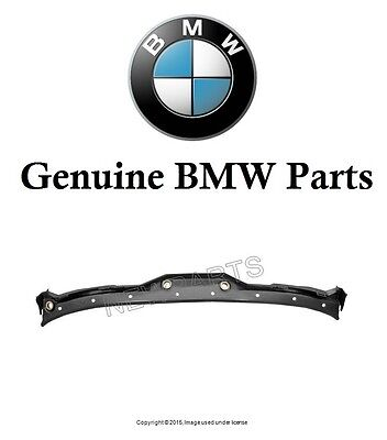 Genuine OEM BMW E39 Windshield Wiper Motor Assembly Cover Cowl Trim Covering NEW