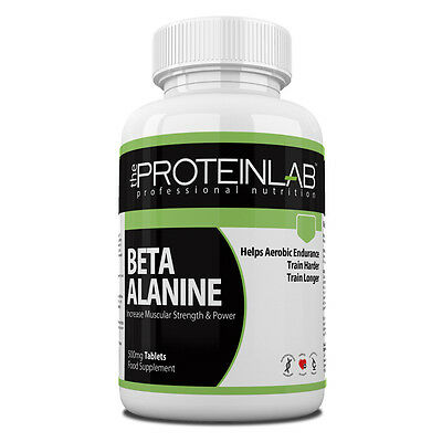 30//60//90//120 Pre workout by Rapid Strength Beta-Alanine CAPSULES 500mg