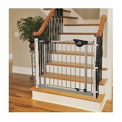 Dreambaby Stair Gate Adaptor Panel - Connect Baby Gates to Round Bannister