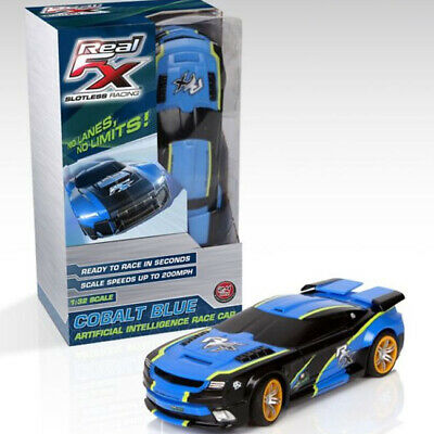 Real FX Slotless Racing 1/32 Cobalt Blue Extreme Car FXR1005