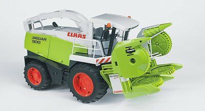 Bruder Toys Claas Jaguar 900 Field chopper Kids Play # 02131 NEW SAME DAY SHIP