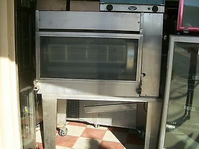 Gas Rottesseri, All Stainless Steel, Factory Stand, Baskets, 900 Items On E Bay