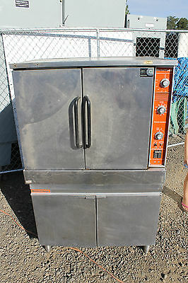 Market Forge Double Stack Power Saver II Ovens 208/240V
