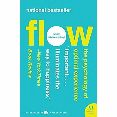 Flow: The Psychology of Optimal Experience (P.S.) - Paperback NEW Csikszentmihal