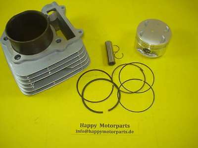 HMParts Atv / Quad / Bashan / Shineray 300 ccm Zylinder Set 78mm
