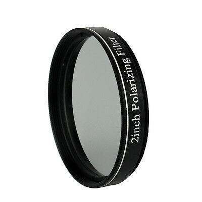 2 inch' Polarizing Filter for sized 50.8mm Telescopes & Eyepiece No.3 with case