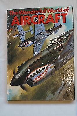 WW1 to 1980 International The Wonderful World of Aircraft  Reference Book