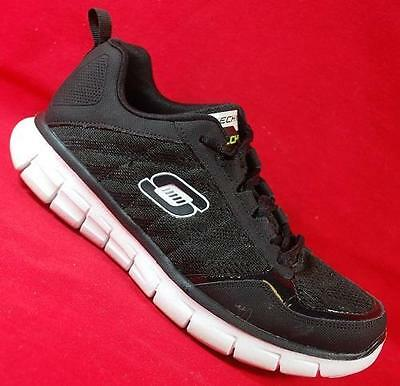 Boy's Youth SKECHERS BAMBINO SYNERGY POWER SWITCH Black 95495 Athletic Shoes New