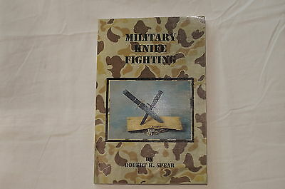 Desert Storm US Military Knife Fighting Reference Book