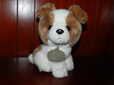 RUSS Berrie Yomiko Classics JACK RUSSELL TERRIER Puppy Dog Plush Stuffed Animal