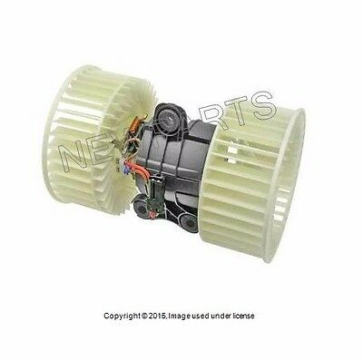 BMW E39 E53 Blower Motor Assembly VALEO (OEM) AC Heater Air Conditioned Fan