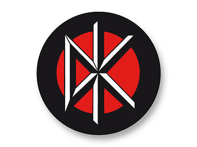 "Pin Button Badge Ø25mm 1"" Logo Dead Kennedys Groupe Band Punk Rock"