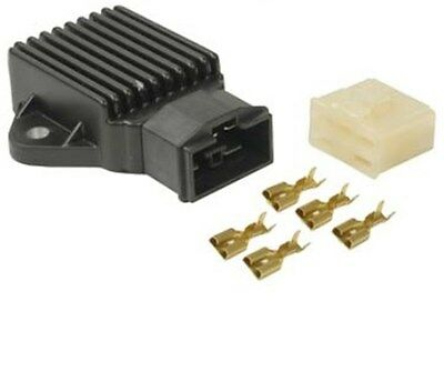 New Voltage Regulator Rectifier For Honda Motorcycle Replaces 31600-MV4-010