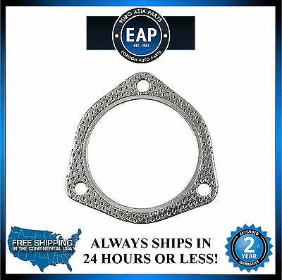For A4 A6 Q7 S6 S8 TT VW Passat Touareg Exhaust Pipe to Manifold Gasket NEW