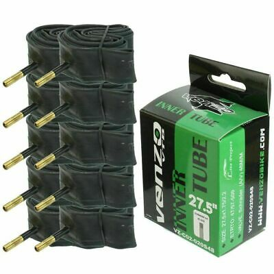 "10x Venzo Mountain Bike Tire Inner Tubes 27.5"" x 1.9/2.125"