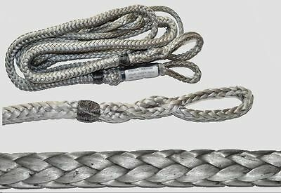 Dyneema 5.4 ton 8mm X 4.5m Synthetic Tow Rope EB8MM4.5