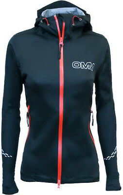 OMM Kamleika Race Ladies Running Jacket - Black