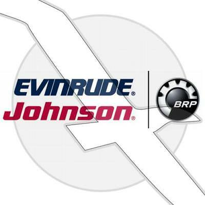 JOHNSON EVINRUDE OUTBOARD Motor Bellcrank & Pin Assembly 0376258 376258