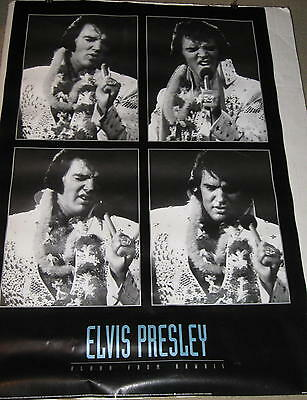 "Elvis Presley ""Aloha From Hawaii"" Poster Approx 24"" x 36"""