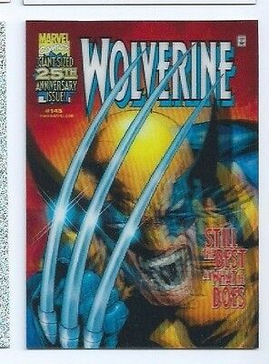 2015 Marvel 3-D covers 24 Wolverine #145