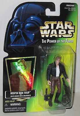 1997 Bespin Han Solo Sealed Kenner FREE Shipping