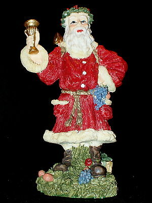 The International Santa Claus Collection Sc02 Father Christmas Of England