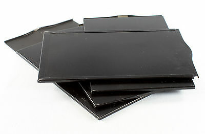 10x15 Glass Plate Film Holders - set of 4