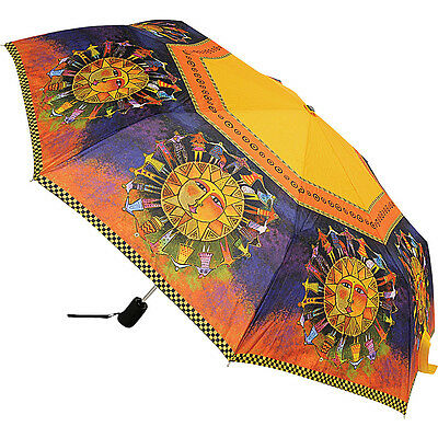 Laurel Burch Umbrella 3 Colors Umbrellas and Rain Gear NEW