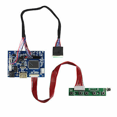 "HDMI LCD Controller Board Work For 14"" B140XW01 LP140WH2 1366x768 LCD Screen"