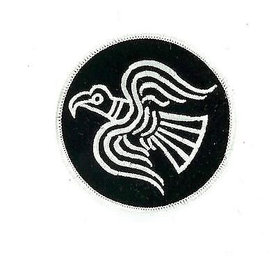 0cac623698f4e2 Patch patches flag embroidered backpack viking odin biker raven emblem black