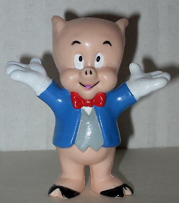 Looney Tunes Porky Pig Figure PVC Approx 2.25""