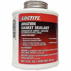 Loctite 16oz. Marine Automotive Aviation Gasket Sealant Perfect Seal Compound