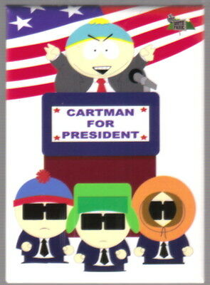 South Park Cartman For President, The Boys As Secret Service Magnet, NEW UNUSED