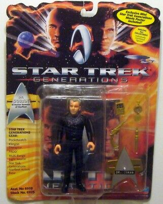 Star Trek Generations / Enterprise - Dr. Soran / Playmates