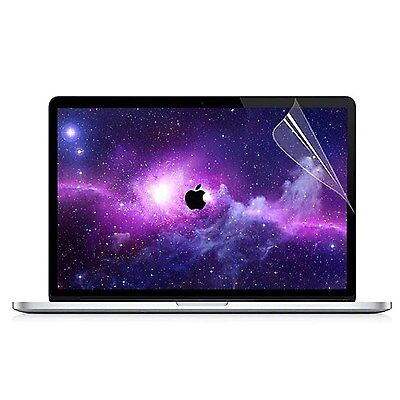 """Crystal Clear Screen Protector LCD Guard Film for MacBook Pro Retina 15"""" Laptop"""